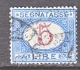 Italy J 18  (o) - 1900-44 Vittorio Emanuele III