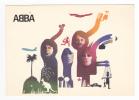 Chansons Le GROUPE ABBA Kangourou Marionnette - Artisti