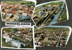 57-MONDELANGE...4 VUES...CPSM GRAND FORMAT - Autres Communes