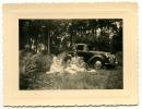 Photographie Privée Voiture Ancienne - Automobili