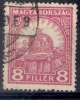 Hongrie Magyar Ungarn Hungary 1928, YT 411 O - Hungría