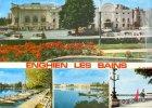 Enghein - Multivues** Belle Carte  - Ed Cim ( Raymon) N°c3 95210-1-0014 - Enghien Les Bains