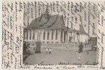 Cpa Bon Etat , Cambodge , Phnom-penh , Pagode Royale , Beau Verso , Carte Precurseur, Carte Rare , Tres Propre - Cambodge