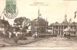 CAMBODGE PNOM-PENH LES PALAIS DU ROI ,PERSONNAGES   REF 26578 - Viêt-Nam
