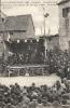 Lozère- Saint Germain Du Teil -Inauguration Du Monument Aux Morts, M. De Las Cases, Prononçant Son Discours; Rare ! - France