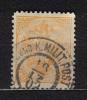 AP960 - BOSNIA ERZEGOVINA 1900 , 40 Heller N. 19B Dent 12 1/2 - Bosnia Erzegovina