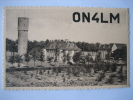 BEERNEM - Sint-Amandusgesticht, Broeders van Liefde. Paviljoen H. Paulus - Kaart radio amateur ON4LM