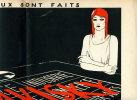 Dessin De Paul IRIBE  Original De 1934 En Parfait état:  RIEN NE VA PLUS (STAVISKY) - Estampes & Gravures