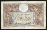 "FRANCE - BANQUE De FRANCE - 100 FRANCS ""LUC OLIVIER MERSON"" (FX. 16  -11 - 1933)FX - 1871-1952 Antichi Franchi Circolanti Nel XX Secolo"