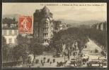 - CPA 13 - Marseille, L'avenue Du Prado Vue De La Place Castellane - Castellane, Prado, Menpenti, Rouet