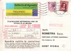 LOTTERIA DI AGNANO CARTOLINA CON TAGLIANDO ANNO 1979 - Biglietti Della Lotteria