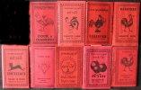 Lot 9 Paquets Neufs  FEUILLES PAPIER à Rouler Cigarette  ASIE  PORT OFFERT - Tabac (objets Liés)