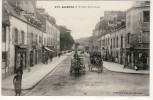 29-QUIMPER- AVENUE  DE  LA  GARE  N672 - Quimper