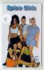 SPICE GIRLS * Télécarte * USA *  Inutilisé (17) Telefonkarte Phonecard Mint - Band - Musique - Music - Muziek - Groop - Musik