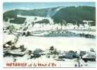 Métabief (25) : Vue Générale Dont La Nouvele Résidence En Hiver 1977 (animée) . - France