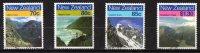 New Zealand 1988 Tracks- Milford, Heaphy, Copland, Routeburn Track Used - New Zealand