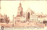 Tirlemont 77: Eglise St-Germain Et Marché Au Bétail - Tienen