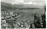 Monte Carlo_4, Vue Generale, Ca. 1955 - Monaco