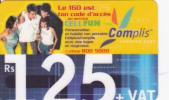 Maurice Rech. Complis RS125 30.06.2004 Type2 SN 6N°+2L - Maurice
