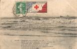 Cpa62  Endroit Ou Fut Coulé Le Pluviose - Calais