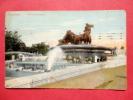 Europe > Denmark --   Kobenhavn Gefion Monumentet  1911  Cancel--===   ===  =ref 489 - Denmark