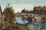 Calgary - The Peaceful Creek At Bowness Park, ± 1910 - Calgary
