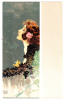 Kirtchner-portrait Fille Avec Bordure Grise -E23-3 - Kirchner, Raphael