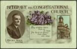 """Belgrave Road Congregational Church / Rev. H.T.Kelly, Pastor"",   C1920. - Inghilterra"