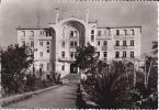 CPSM MORGAT FINISTERE Le Grand Hôtel De La Mer Vu Des Jardins Jos Si Bandes Jaunes Dues Au Scan - Morgat