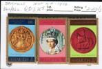Bermuda, 1978, # 360-2, Queen Elizabeth 25 Anniv   Coronation   MNH - Bermudes