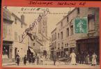 CPA 95.- PERSAN-BEAUMONT.- Rue Basse De La Vallée  .- Scènes & Types .--Personnages - AVRIL 2 SAL-2012 -0137 - Persan