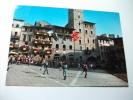 Arezzo Giostra Del Saracino  Sbandieratori - Arezzo