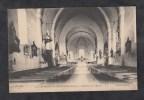 CPA - SAINT MARTIN D' AUXIGNY - Intérieur De L' Eglise - 1927 - France