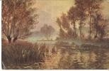 Albert Gabriel Rigolot, Brume Et Soleil - Peintures & Tableaux