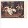 A Welcome Visitor Gaisser Tuck Continental Art Series 4113 Postmark St Albans - Tuck, Raphael