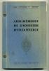 Militaria Aide-Mémoire De L'officier D'infanterie 1959 - Livres, BD, Revues