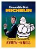 @@@ MAGNET - Michelin, Tire James Bond - Publicidad