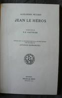 Jean Le Héros - Poésie
