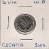 C3 Croatia 20 Lipa   2004. Unc - Monnaies