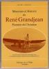 René Grandjean Pionnier De L´aviation - Livres, BD, Revues