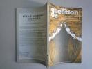 1977 N° 21 QUESTION DE SPIRITUALITE TRADITION LITTERATURE CHEZ RETZ - Esotérisme