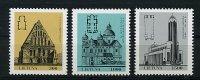 Lituanie ** N° 445 à 447 - Architecture Religieuse - Lituanie