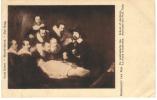 Nederland/Holland, Rembrandt Van Rijn, De Anatomische Les, Mauritshuis, Den Haag, 1913 - Museum