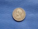 Espagne SpainEspaña 5 Pesetas Argent Silver 25g 0,900 Alfonso XIII 1888 *18*88  Usée Voyez Conservation Sur Images - Colecciones