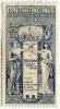 ERINNOFILO ESPOSIZIONE INTERNAZIONALE D´ARTE LAVORO ALIMENTAZIONE E IGIENE BOLOGNA ANNO 1909 - Cinderellas