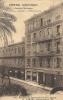 Alpes Maritimes- Nice - 37, Avenue Du Maréchal Foch, Hotel Central, J. Viale, Propriétaire. - Cafés, Hotels, Restaurants