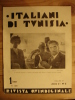 ITALIANI DI TUNISIA - 1er FEVRIER 1936 - SFAX SOUSSE ETHIOPIE FOOTBALL - TUNISIE - PUBLICITE NESTLE ESSOLUBE - Livres, BD, Revues