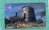 ANTIGUA & BARBUDA: ANT-4A 'Sugar Mill' 4CATA (1992) - Antigua And Barbuda