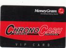 GREECE - MoneyGram, Chrono Cash, Member Card, Used - Geldkarten (Ablauf Min. 10 Jahre)