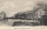 54  - LIMEY  - CPA  -  Entrée Est - Grande Rue - écrite 1915 - Frankreich